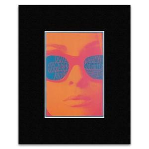 Chambers Brothers - The Matrix San Francisco 1967 Mini Poster - 36x28cm