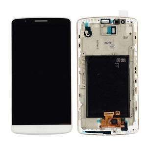 White Touch Digitizer LCD display Assembly LG G3 D850 D851 D855 VS985 Verizon