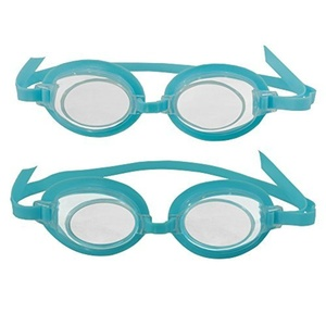 Blue Wave 3D Action Kids Swim Goggles (2 Pack) by Blue Wave
