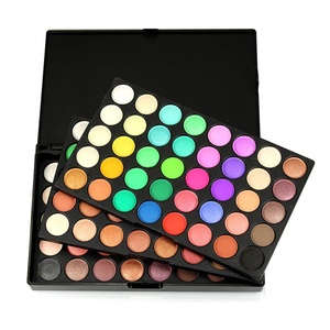 BleuMoo 120 Colors Eye Shadow Makeup Party Cosmetic Matte Eyeshadow Palette Set