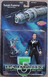 Babylon 5 Action Figure Susan Ivanova 6 by Babylon 5