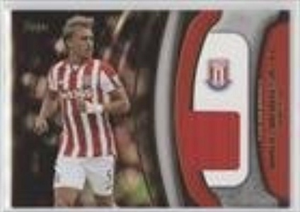 Marc Muniesa (Trading Card) 2015-16 Topps Premier Gold - Football Fibers Relics #FF-MM