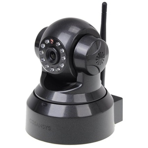 720P P2P Network IP Camera Wireless Surveillance Camera with Motion Detection WPS IRCUT Built-in Microphone and Speaker Two Way Audio Night Vision