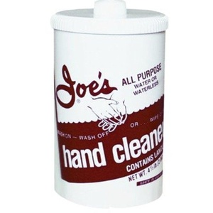 All Purpose Hand Cleaners Style: Cap. Wt.:4 1/2lb, Pkg Plastic Container by Joe's