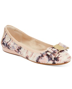 Cole Haan Tali Bow Ballet Flats Size 6.5