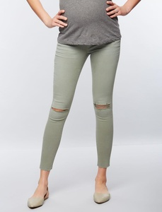 Joes Secret Fit Belly Skinny Ankle Maternity Jeans