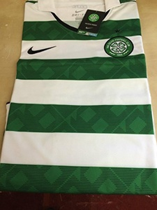 Celtic official Nike home top long sleeve by Celtic official Nike home top long sleeve