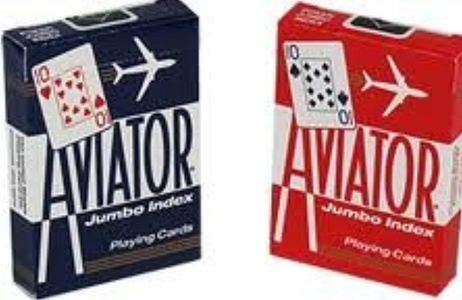 Aviator Playing Cards, Case of 12 by Aviator