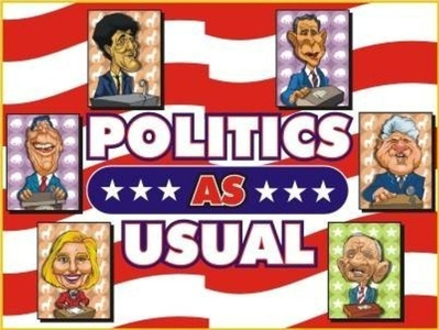 Politics As Usual: Core Game by Card Games One Small Step