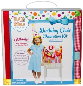Birthday Chair Decoration Kit by The Elf on the Shelf