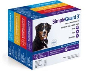 Simpleguard 3 95lbs and over