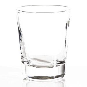 Glass Shot Glasses 2 oz. c oz each