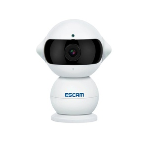Escam Elf QF200 WIFI IP Camera HD 960P 1.3MP Indoor Infrared Day/Night Vision Alarm Security Wireless Camera Support 64G TF Card