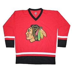 Boys NHL Chicago Blackhawks Toews #19 Hockey Jersey / Sweater