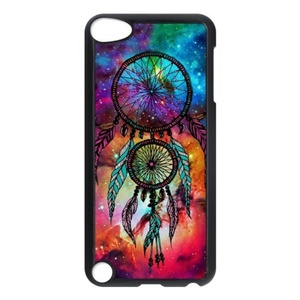 iPod Touch 5 Cover Case,Dream Catcher Waterproof Case for iPod Touch 5,Screen Protectors for Apple iPod Touch 5th Generation,Durable Back Case Cover Protector for iPod Touch 5/5th Gen