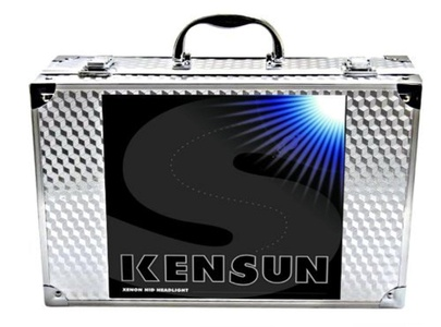 Kensun HID Xenon H7 Conversion Kit - ALL COLORS - 10000k - 2 Year Warranty by Kensun
