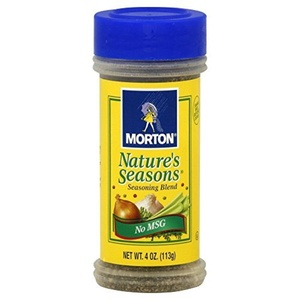Morton's Nature's Seasons Seasoning Blend, 4 Ounce Containers (Pack of 12) by Morton Salt