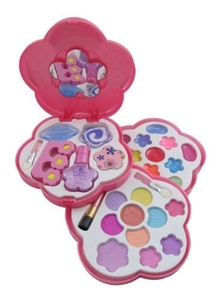 Petite Girls Play Cosmetics Set - Fashion Makeup Kit for Kids by Cosmetics Set