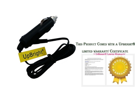 UpBright NEW Car DC Adapter For RCA 7