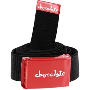 Chocolate Skateboards Red Square Stretch Black Belt