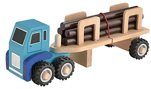 New Classic Toys Timber Transporter by New Classic Toys