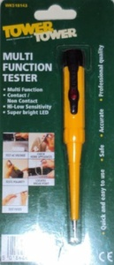 Screwdriver Multi-Function Tester by Multi-Function Tester