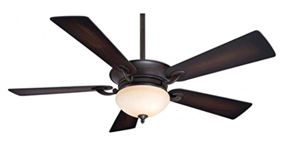 Kocoa 52In. 5 Blade Indoor Ceiling Fan With Blades And Light Kit Included