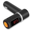 E-MODS- Wireless Bluetooth Fm Transmitter BC-08, In-car Bluetooth Receiver, Car Mp3 Player With Handsfree Calling USB Charging Port Up To 2A