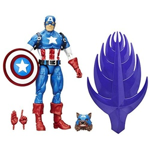 Marvel Legends: Captain America 3 Civil War - Captain America Action Figure by Captain america
