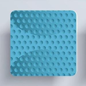 Smart Sticker Holder for Phones, Cases & Tablets Anti-Gravity Blue