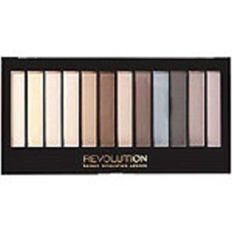 Makeup Revolution Redemption Essential Mattes Eyeshadow Palette