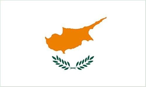 Cyprus Cypriot 3' X 2' 3ft x 2ft Flag With Eyelets Premium Quality by 3Ft x 2Ft Flag