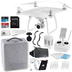 DJI Phantom 4 Quadcopter Virtual Reality Experience VR Starters Bundle