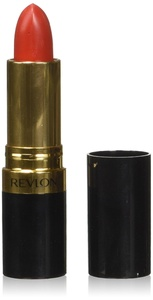 Revlon Super Lustrous Lipstick,Really Red, 0.15 Ounce