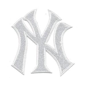 MLB - New York Yankees White Insignia Patch