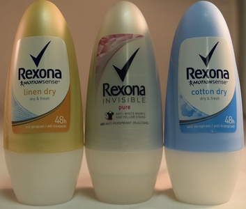 Rexona Body Roll on Deodorant for Women, Anti-Perspirant/Anit-Transpirant (12X50ml/1.7oz, Mix within the available kinds)