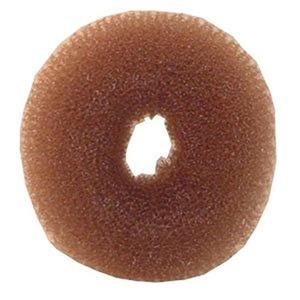 Chignon Brown Medium Hair Donut 3 X 1 by Magic Hair Accessories