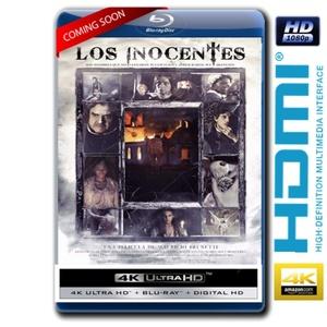 4K-(Blu-Ray + DVD + Digital HD FILME) The Innocents ULTRA HD