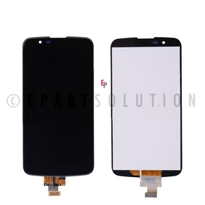ePartSolution_LG K10 K410 K420 K430 LCD Glass Touch Screen Digitizer Assembly Black Replacement Part USA Seller