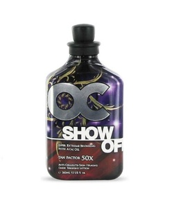 OC Tan In Colour Show Off Super Extreme Bronzer with Acai Oil 360ml by OC Tan In Colour