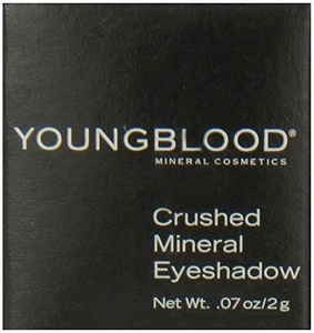 Youngblood Crushed Mineral Eye Shadow, Moonstone 2 g by Youngblood - Eye Color - Crushed Mineral Eyeshadow