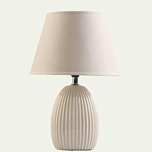 Modern minimalist bedroom table lamps bedside lamp Creative modern and simple decorative lamps,260390mm