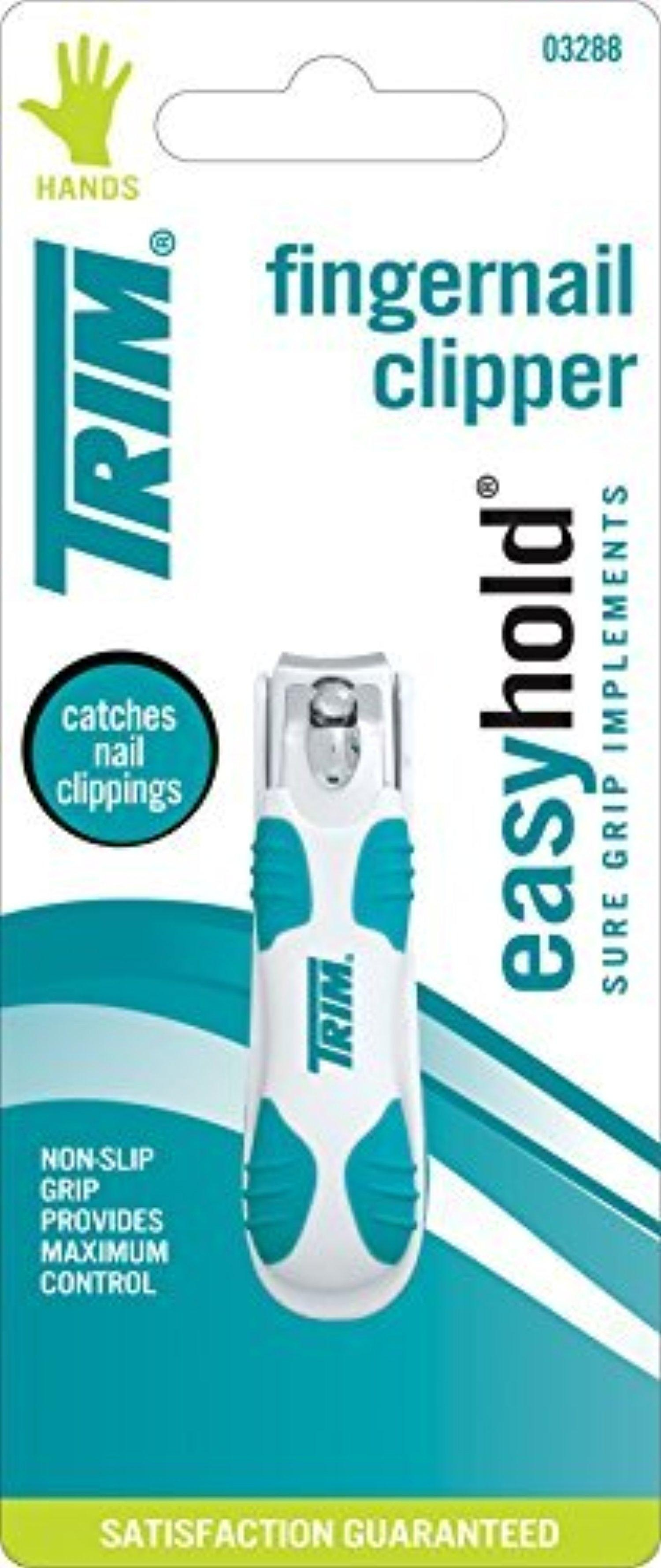 Trim Easy Hold Fingernail Clippers by Trim