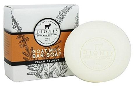 Dionis Goat Milk Skincare - Bar Soap Peach Delight - 2.8 oz. by Dionis Goat Milk Skincare