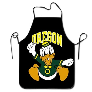 Apron Chef Kitchen Cooking Apron Bib Oregon Ducks