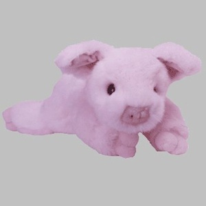 TY Classic Plush - TULIP the Pig by ty classic