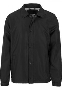 Urban Classics Jacket Compton Coach, Color:black;Größe:S
