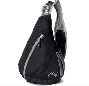 Kagogo Packable Satchel Shoulder Backpack Sling Chest Unbalance CrossBody Bag Cover Pack Rucksack for Outdoor Sport Hiking Travel Camping Bicycle Bookbag Men Women