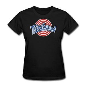 Women TuneSquad Crew-Neck Tee Shirts