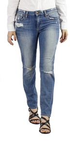 Joe's Jeans The Skinny Ankle Distressed Jeans, Kathryn, 27